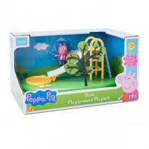 """Игровой набор Peppa Pig """"Игровая площадка: Горка Пеппы"""""""