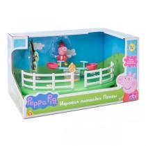"""Игровой набор Peppa Pig """"Игровая площадка: Качели-качалка Пеппы"""""""
