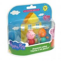 """Игровой набор Peppa Pig """"Пеппа и Кенди"""""""