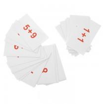 """Вундеркинд с пеленок. Комплект карточек """"Сложение"""""""